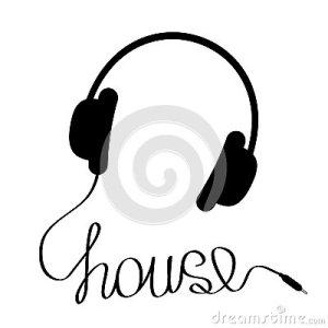 black-headphones-cord-shape-word-house-37698789